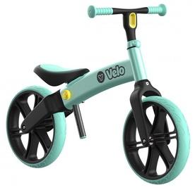 Балансирующий велосипед Yvolution YVelo Senior Green 101052