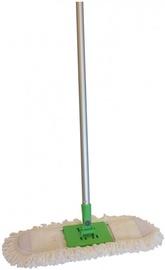 Sauber Floor Brush Go-Pro 40cm With Aluminum Shaft 140cm