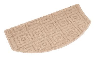 Paklājs pakāpieniem EVITA 29x57cm bēšs