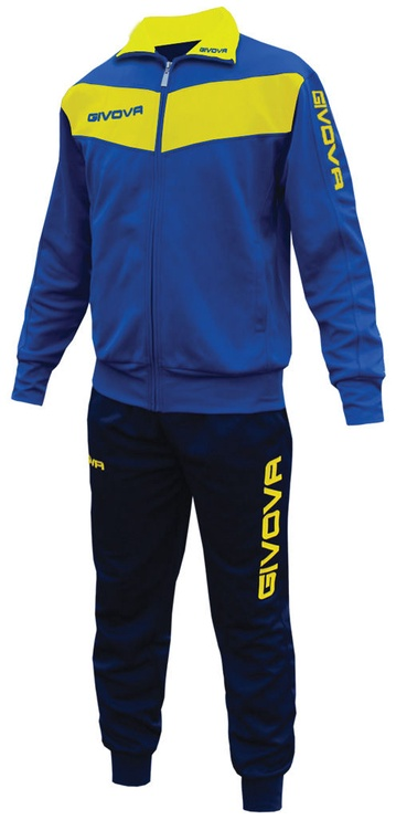 Givova Visa Blue Yellow M