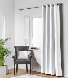 Domoletti Night Curtains B/O 140X245cm White