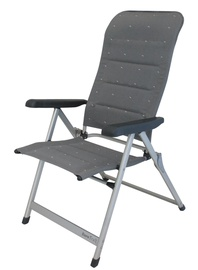Eurotrail Trondheim Camping Chair Grey