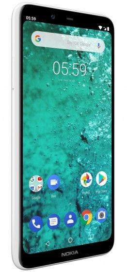 Nokia 5.1 Plus 3/32GB Dual White