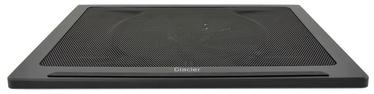 SilentiumPC Glacier NC400 Notebook Cooler Black