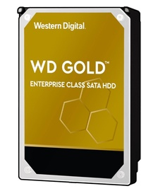 Servera cietais disks (HDD) Western Digital WD102KRYZ, 512 MB, 14 TB