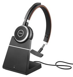 Беспроводные наушники Jabra Evolve 65 MS Mono, черный