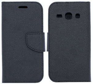 Telone Fancy Diary Bookstand Case For Sony Xperia L1 Black