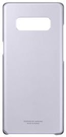 Samsung Clear Back Case For Samsung Galaxy Note 8 Grey