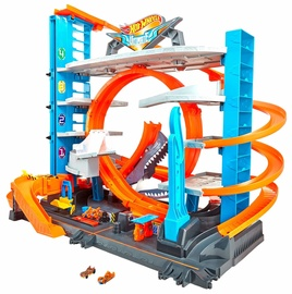 Mattel Hot Wheels City New Ultimate Garage FTB69