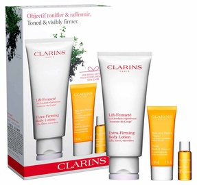 Clarins Toned & Visibly Firmer 3pcs Set