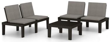Āra mēbeļu komplekts VLX 3 Piece Garden Lounge Set 3059828