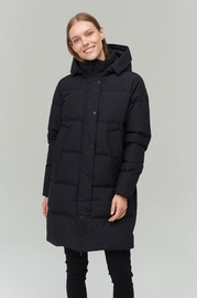 Audimas Puffer Down Coat w/ Membrane Black L