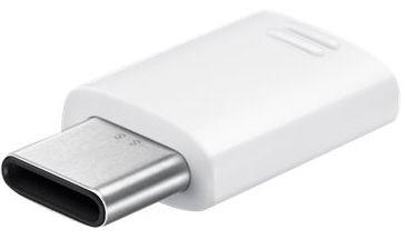 Samsung Micro USB To USB Type-C Adapter White