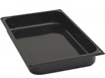 Stalgast G/N 1/1 40 Food Pan 5l Black