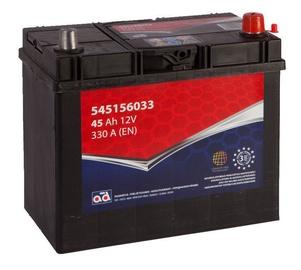 AD Baltic 545156033 Starter Battery 45Ah