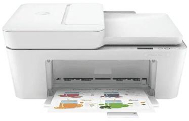 Daudzfunkciju printeris HP 4120e, tintes, krāsains