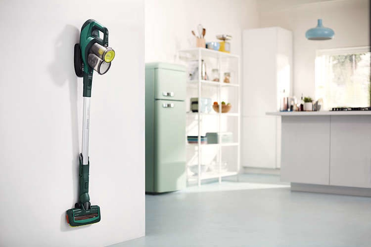 Philips Cordless Vacuum Cleaner SpeedPro FC6725/01 Green