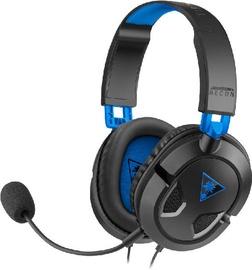 Игровые наушники Turtle Beach Ear Force Recon 50P, синий/черный