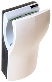Mediclinics Dualflow Plus Hand Dryer M14 White