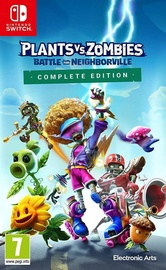 Игра Nintendo Switch Plants vs. Zombies: Battle for Neighborville Complete Edition SWITCH