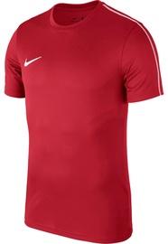 Nike Men's T-Shirt Dry Park 18 SS AA2046 657 Red 2XL