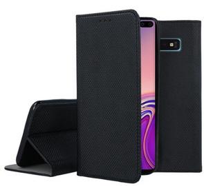 Mocco Smart Magnet Book Case For Huawei Y6 2019/Y6 Prime 2019 Black