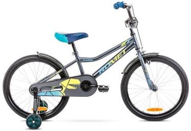 Детский велосипед Romet Tom 10'' 20'' Graphite