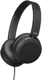 Наушники JVC HA-S31M, черный