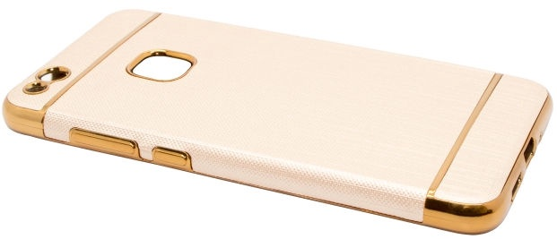 Mocco Exclusive Crown Back Case For Samsung Galaxy A3 A320 Gold