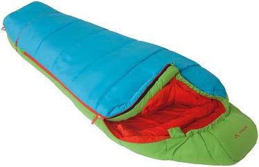 Guļammaiss Vaude Junior Dreamer Adjust 350 S Green/Blue, labais, 170 cm