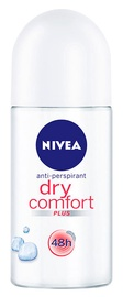 Dezodorants sievietēm Nivea Dry Comfort Roll On, 50 ml