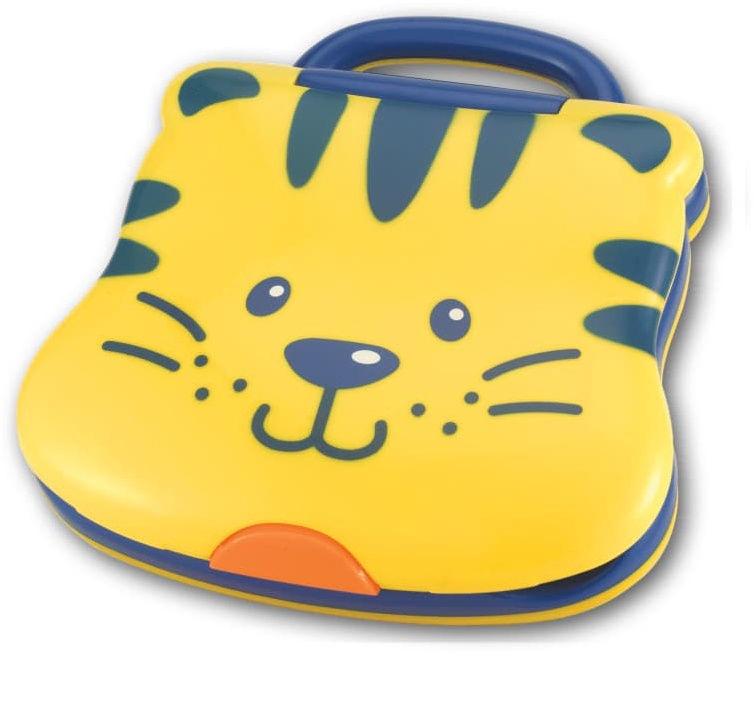 Интерактивная игрушка WinFun Laptop Junior Tiger, EN