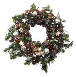 Ziemassvētku vainags Christmas Touch C37508, 400 mm