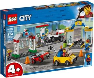 Konstruktors LEGO® City 60232 Auto apkopes centrs