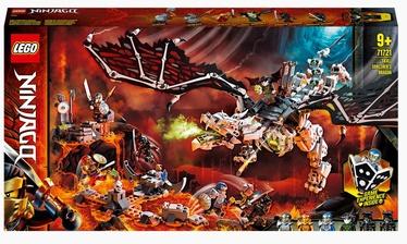 Konstruktors LEGO®Ninjago Galvaskausu burvja pūķis 71721