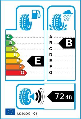 Ziemas riepa Falken Eurowinter HS01 SUV, 225/55 R18 102 V XL E B 72