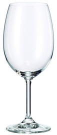 Vīna glāze Bohemia Royal Crystal Martina, 0.45 l, 6 gab.