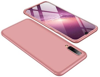 GKK 360 Protection Case For Samsung Galaxy A50 Pink
