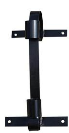 Karoga kāta turētājs, 380x200mm, melns