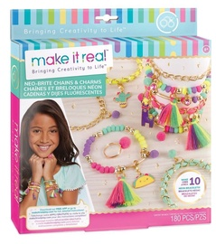 Make It Real Neo Brite Chains & Charms