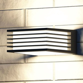 Philips Shades Outdoor Light 15W E27 Anthracite