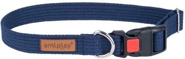 Kaklasiksna Amiplay Cotton, zila, 500 mm
