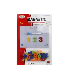 First Classroom Magnetic Letters And Numbers With Board HM1187C