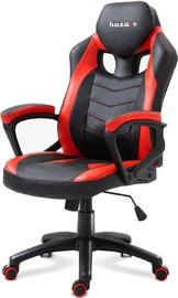 Spēļu krēsls Huzaro Force 2.5, sarkana