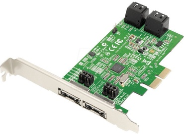Dawicontrol DC-624e PCIe SATA
