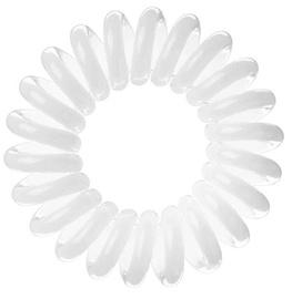 Invisibobble Hair Rings 3pcs White