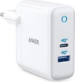 Lādētājs Anker PowerPort Atom III, AC