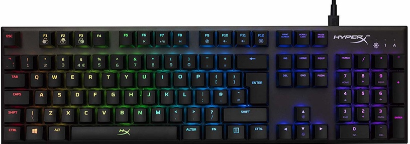 Kingston HyperX FPS RGB Mechanical Gaming Keyboard US