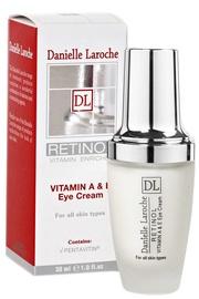 Danielle Laroche Vitamin A & E Retinol Eye Cream 30ml