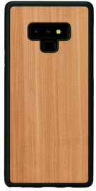 Man&Wood Cappuccino Back Case For Samsung Galaxy Note 9 Black/Brown